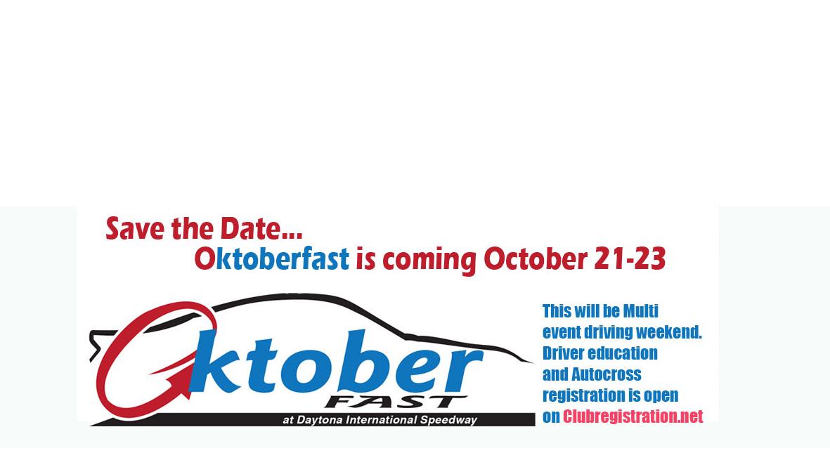 OktoberFast @ Daytona