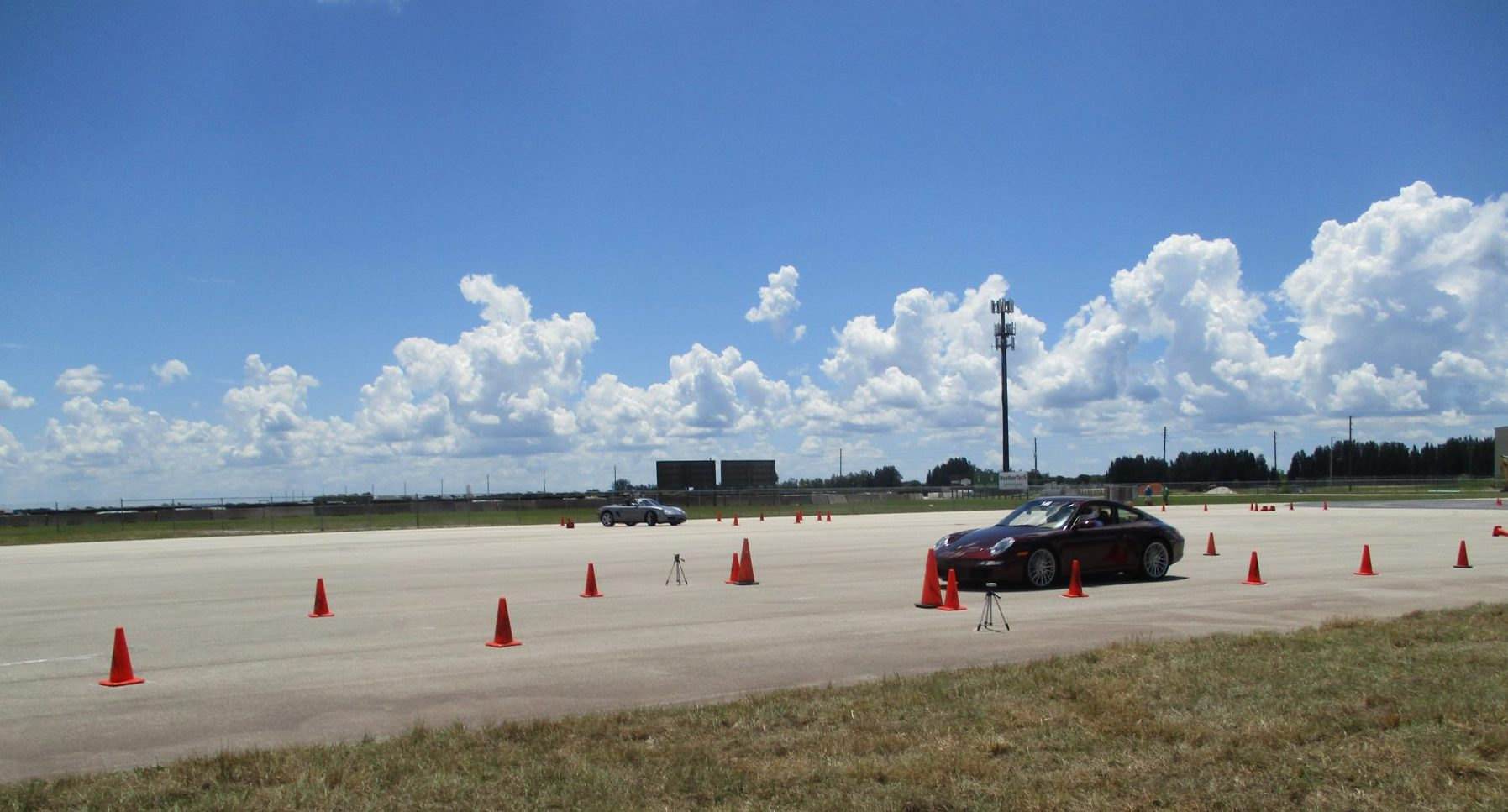Autocross Your Porsche