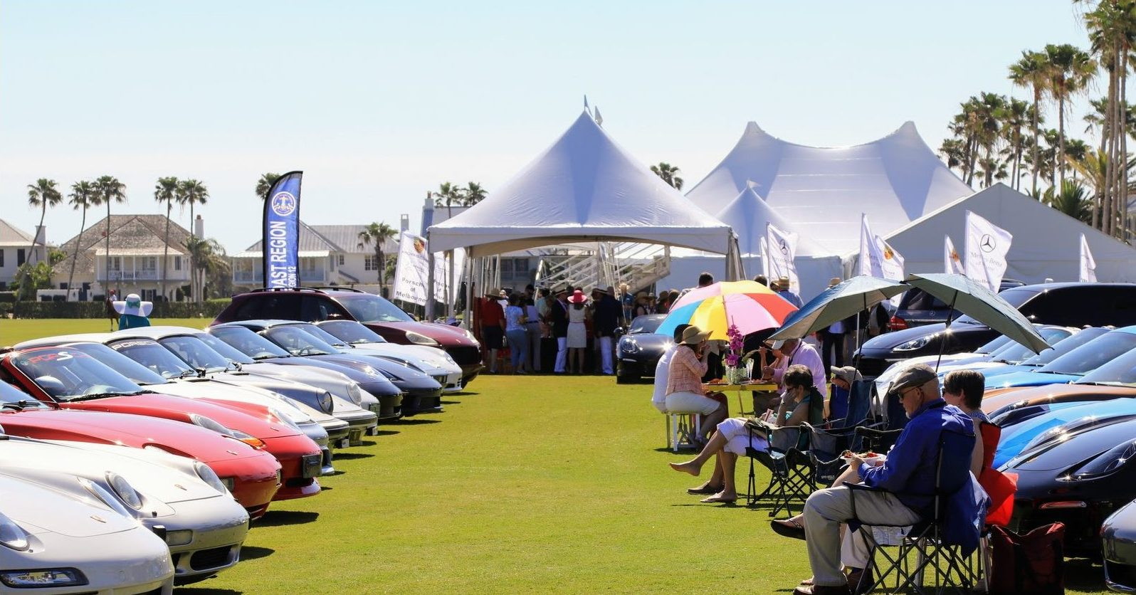 Great Events for the Porsche Lover